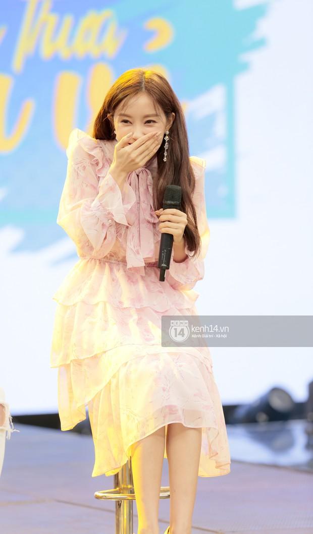 Fan phấn khích khi nghe Hyomin (T-ara) bập bẹ gọi tên chả giò, bánh tôm... trên show thực tế tại Việt Nam - Ảnh 6.