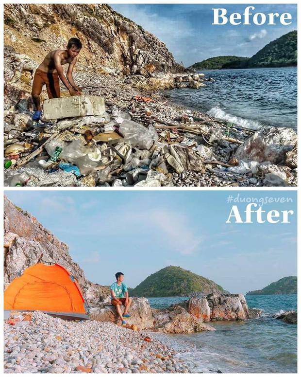 #ChallengeForChange: Nói dọn rác là làm màu cũng được, vì chúng mình sẽ... làm màu cho đến khi hết rác! - Ảnh 2.