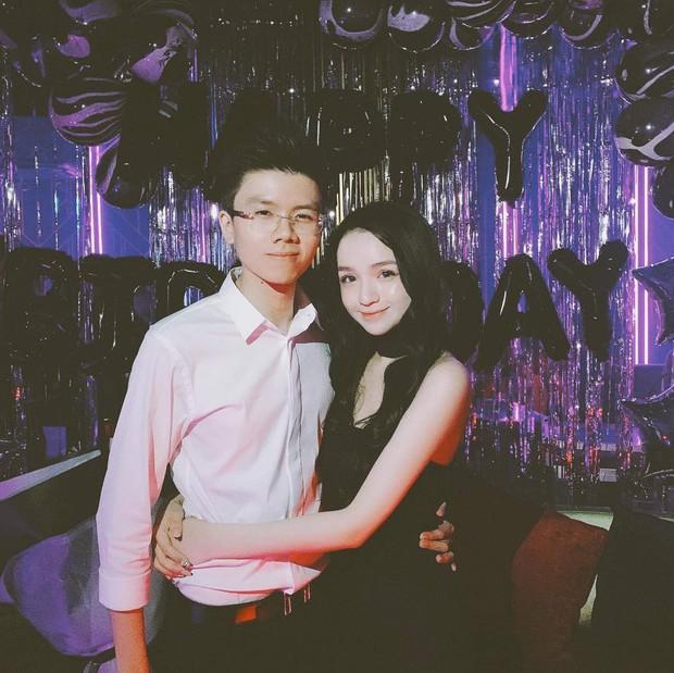 Bạn gái Phan Hoàng khoe tin nhắn mừng sinh nhật của chị giúp việc, hé lộ cuộc sống được yêu chiều như tiểu thư - Ảnh 1.