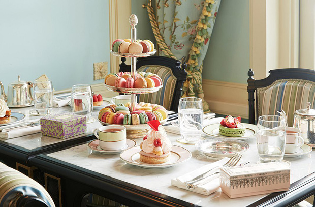 Tiệc trà chiều của bạn sẽ trông chuẩn và sang hơn hẳn nếu có các món bánh này - Ảnh 4.