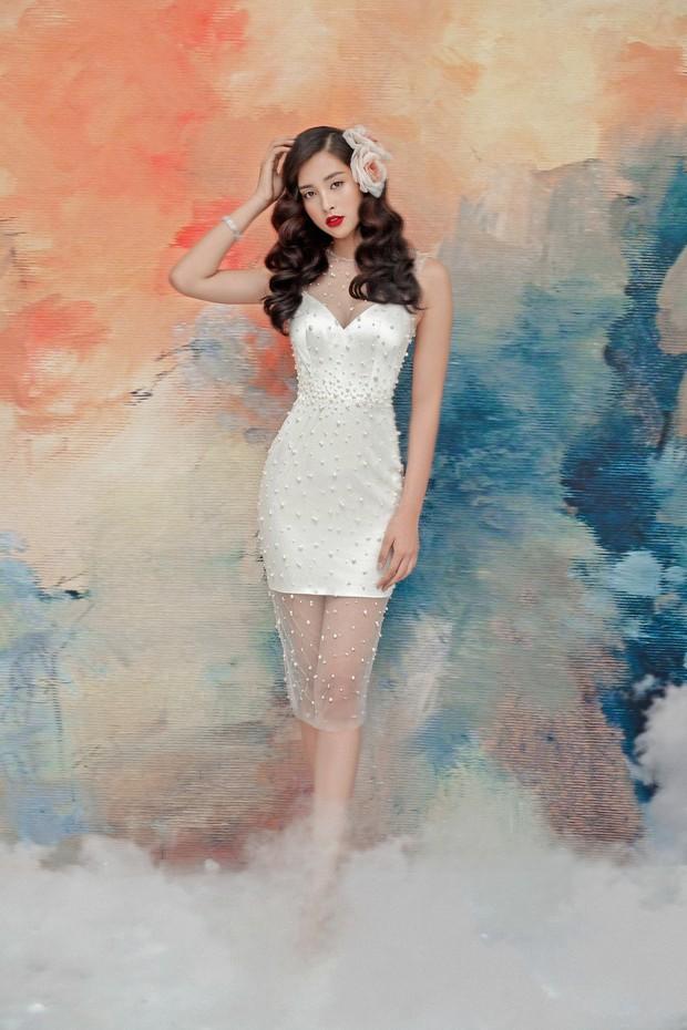Mỹ nhân 10x Trần Tiểu Vy lột xác quyến rũ sau nửa năm đăng quang Hoa hậu Việt Nam 2018 - Ảnh 10.
