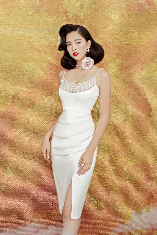 Mỹ nhân 10x Trần Tiểu Vy lột xác quyến rũ sau nửa năm đăng quang Hoa hậu Việt Nam 2018 - Ảnh 5.