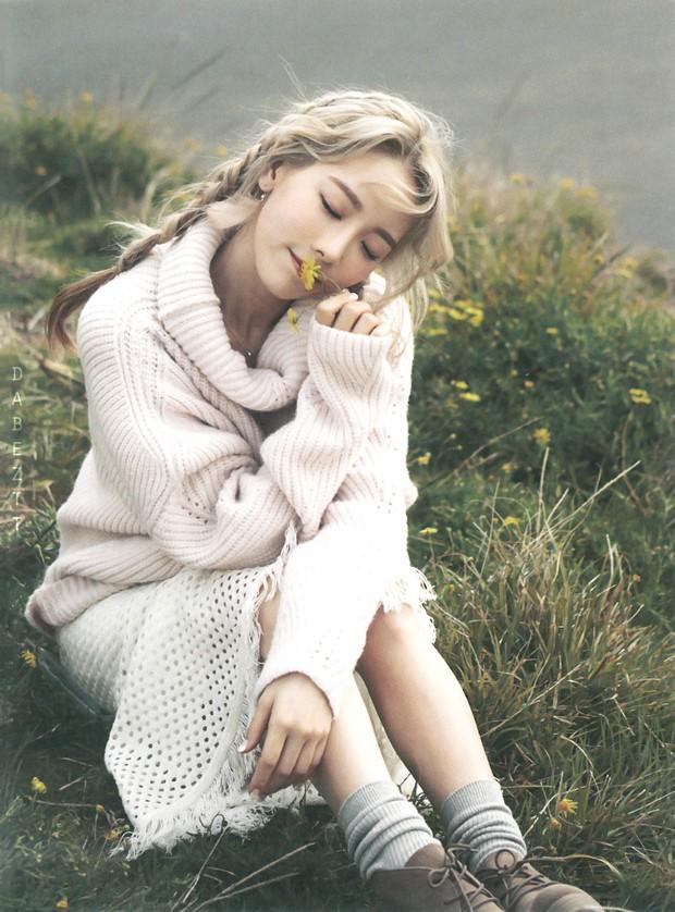 Nhìn bức tranh âm nhạc 4 mùa của Taeyeon mới thấy, hóa ra cô đã có hành trình solo chẳng ngại khó, chỉ ngại nhạt - Ảnh 3.