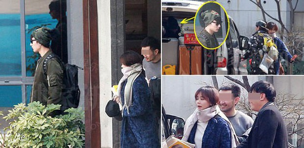 Paparazzi tóm gọn hình ảnh Kim Tan Trung Quốc hẹn hò với đàn chị hơn 4 tuổi sau khi chia tay Hạ Tử Vy - Ảnh 13.