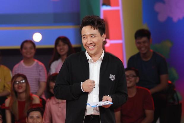 Trịnh Thăng Bình bị Trấn Thành hành lên hành xuống trên gameshow - Ảnh 1.