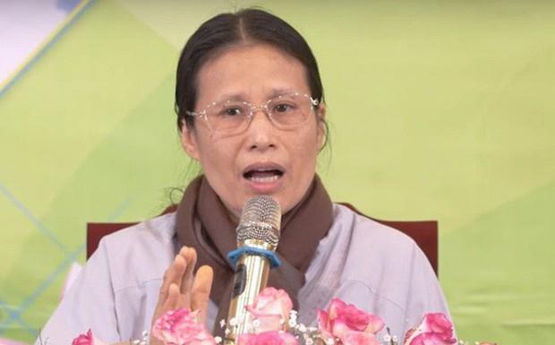 Bà Yến chùa Ba Vàng nói không xúc phạm, không xin lỗi gia đình nữ sinh giao gà bị sát hại - Ảnh 1.
