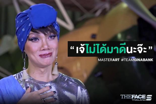 Đây rồi, chị đại kế nhiệm Lukkade cân drama cho The Face Thailand! - Ảnh 1.