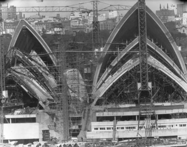 """Cảnh tượng ngoạn mục khó tin khi xây dựng các công trình """"thế kỷ"""" - Ảnh 12."""