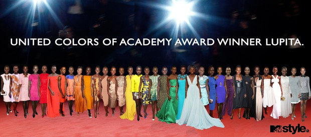 Nữ chính Us Lupita Nyongo: Xuất thân quý tộc Kenya, là biểu tượng thời trang Hollywood, 31 tuổi thắng Oscar - Ảnh 3.