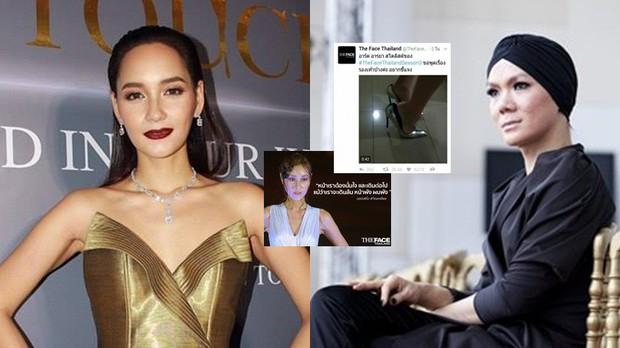Đây rồi, chị đại kế nhiệm Lukkade cân drama cho The Face Thailand! - Ảnh 11.