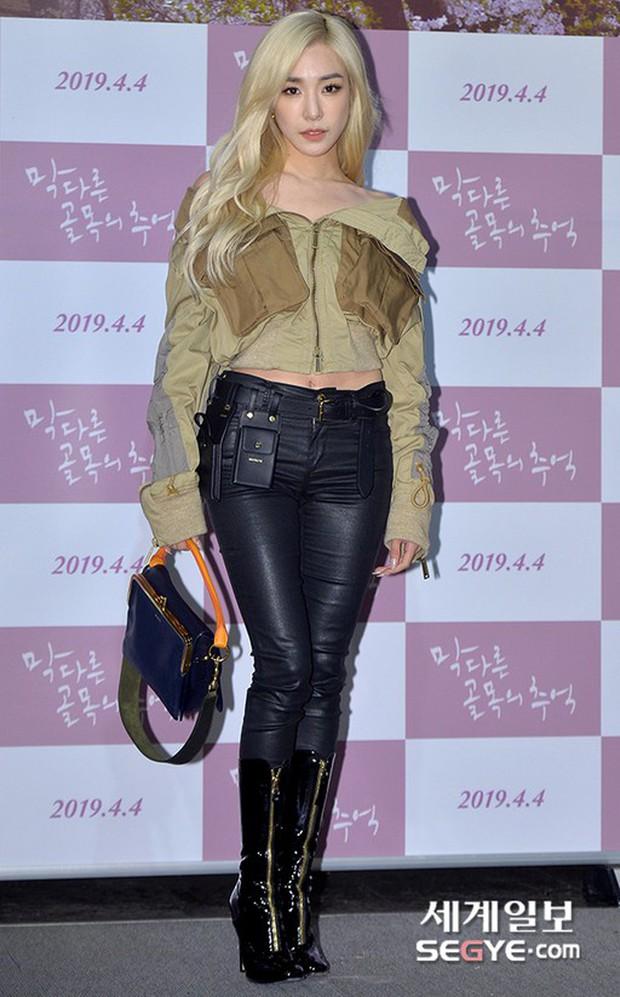 Sooyoung mời cả dàn mỹ nhân SNSD đến sự kiện: Taeyeon thảm họa, em út Seohyun đọ body siêu nuột với nữ diễn viên - Ảnh 11.