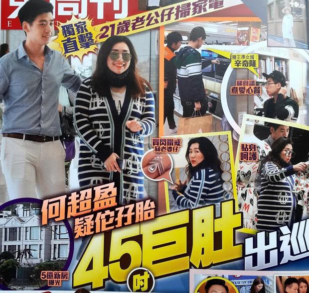 Chuyện nhà giàu: Con gái mang thai sinh đôi, vợ trùm sòng bài Macau thưởng nóng con rể Harvard biệt thự 1.500 tỷ đồng - Ảnh 1.