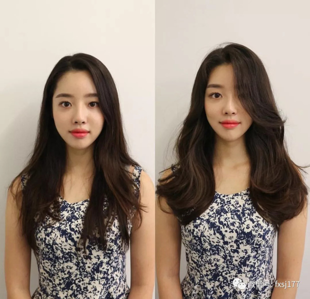 Để tóc buông xõa, bạn sẽ rất dễ già đi vài tuổi nếu không dùng thủ thuật này của con gái Hàn - Ảnh 4.