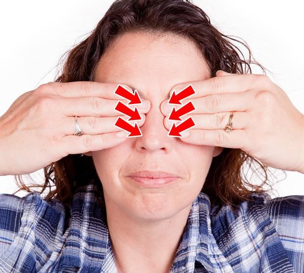 Hội 4 mắt học ngay 11 bài tập giúp giảm nhức mỏi mắt nhanh chóng - Ảnh 5.