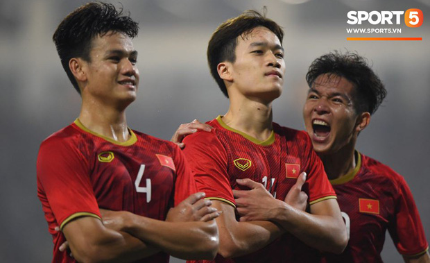 U23 Việt Nam 4-0 U23 Thái Lan: Cho người Thái nhận thất bại muối mặt, thầy trò HLV Park Hang-seo hiên ngang vượt qua vòng loại giải U23 châu Á - Ảnh 3.