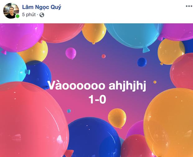 Hà Đức Chinh phá lưới Thái Lan mở tỉ số cho U23 Việt Nam: Hôm nay Chinh hết đen rồi! - Ảnh 2.