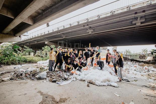 #ChallengeForChange: Nói dọn rác là làm màu cũng được, vì chúng mình sẽ... làm màu cho đến khi hết rác! - Ảnh 22.