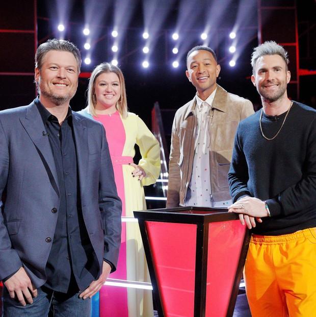 Lần đầu tiên trong lịch sử, The Voice mang đến phần đối đầu 3 đánh 1 - Ảnh 1.