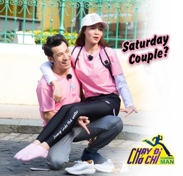 Khui loạt loveline của Running Man Việt trước giờ lên sóng, đáng nghi nhất là cặp cuối cùng! - Ảnh 8.