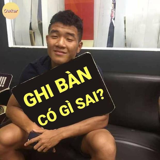 Hà Đức Chinh phá lưới Thái Lan mở tỉ số cho U23 Việt Nam: Hôm nay Chinh hết đen rồi! - Ảnh 7.
