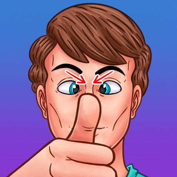 Hội 4 mắt học ngay 11 bài tập giúp giảm nhức mỏi mắt nhanh chóng - Ảnh 7.