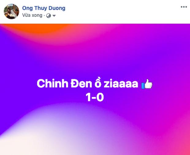 Hà Đức Chinh phá lưới Thái Lan mở tỉ số cho U23 Việt Nam: Hôm nay Chinh hết đen rồi! - Ảnh 4.
