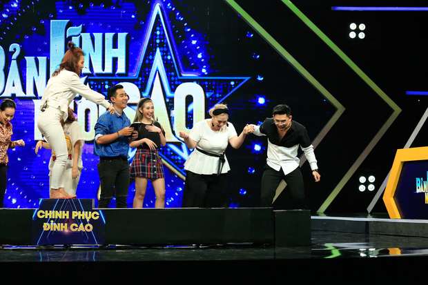 Khổng Tú Quỳnh thoải mái thả thính trên truyền hình sau khi chia tay Ngô Kiến Huy - Ảnh 5.