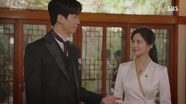 Chàng cận vệ điển trai Choi Jin Hyuk từ Last Empress sang phim mới vẫn quyết tâm báo thù cực nhây - Ảnh 4.