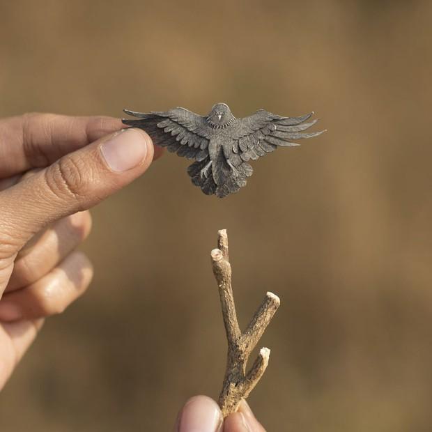 Kinh ngạc trước loạt chim bé bằng móng tay nhưng thông điệp mà chúng truyền tải mới là điều ý nghĩa - Ảnh 15.