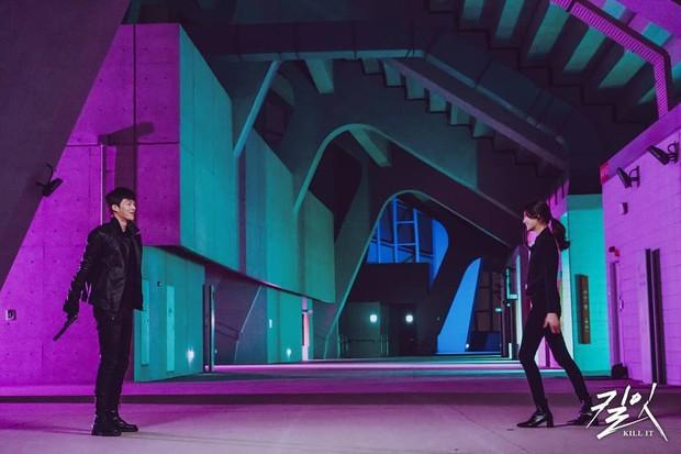 """5 lí do cần phải xem ngay """"Kill It"""" - phim hành động của mỹ nhân đẹp nhất thế giới và hot boy chân dài nhà YG! - Ảnh 17."""