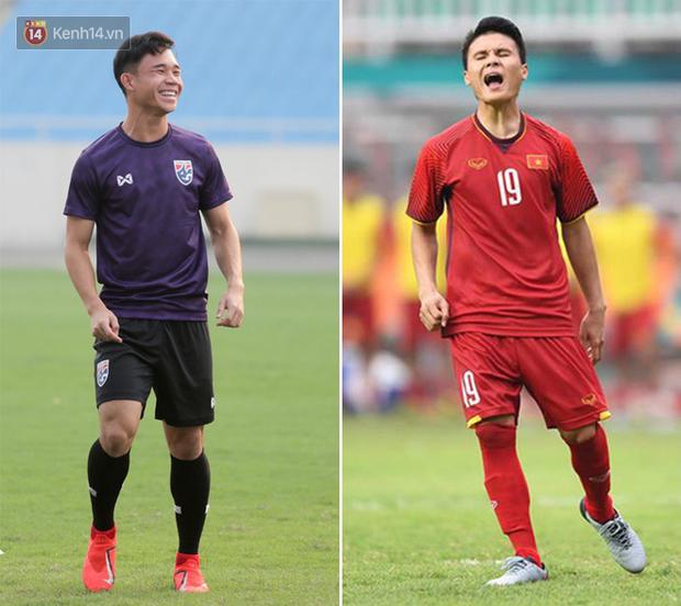 Đồng đội của Xuân Trường ở U23 Thái Lan tự tin khiến Tiến Dũng ôm hận ngay tại Mỹ Đình - Ảnh 2.