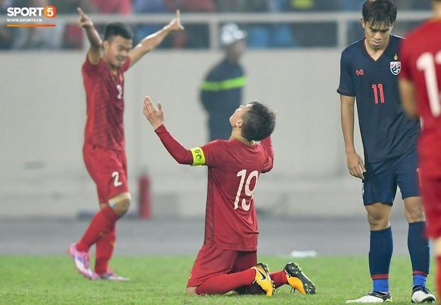Đả bại Thái Lan với tỷ số đậm nhất lịch sử, tuyển thủ U23 Việt Nam ăn mừng đầy cảm xúc - Ảnh 5.