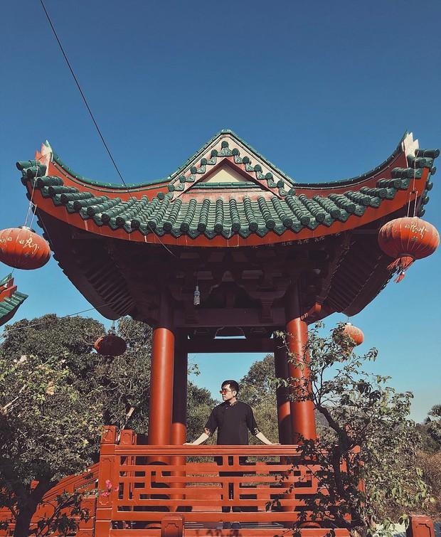 Chưa đi Nhật cũng đừng buồn, Việt Nam có hẳn 3 phiên bản chùa chiền có kiến trúc độc đáo cộp mác xứ sở mặt trời mọc đây này! - Ảnh 2.