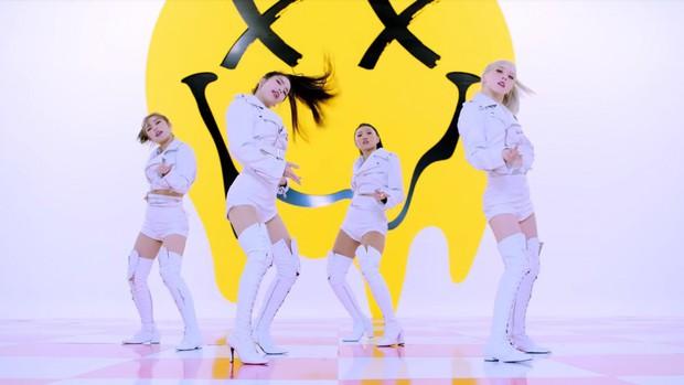 MAMAMOO lại dính nghi vấn đạo nhái từ bài hát đến MV, fan tung bằng chứng đáp trả nhưng chưa thoả đáng - Ảnh 4.