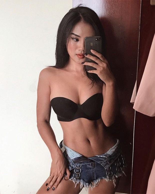 Lại lộ vẻ kém sắc, không được như hình tự đăng của gái xinh Instagram nổi tiếng nhờ body bốc lửa - Ảnh 5.