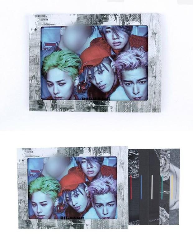 """""""Thủ tiêu"""" bằng chứng vẫn kiếm chác từ Seungri nhưng YG gây sốc hơn khi làm điều này với ảnh Big Bang 5 người - Ảnh 4."""
