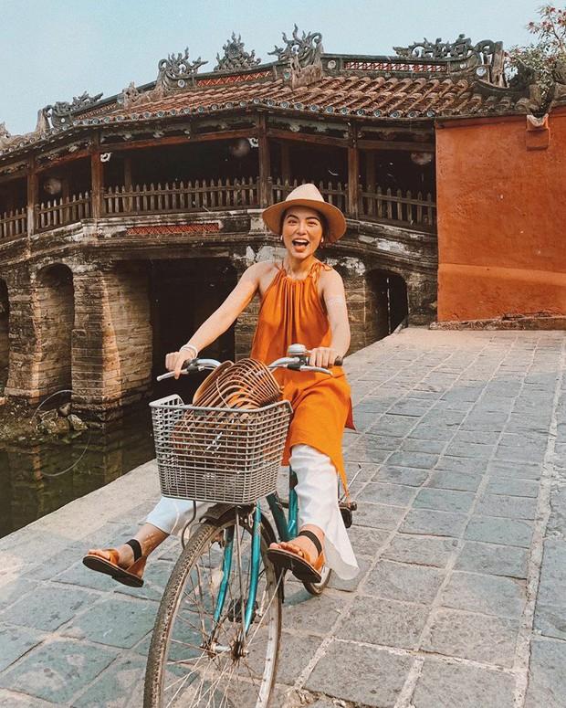 Thuộc nằm lòng trọn bộ tuyệt chiêu khám phá Hội An như cô nàng travel blogger Hà Trúc - Ảnh 3.