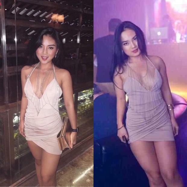 Lại lộ vẻ kém sắc, không được như hình tự đăng của gái xinh Instagram nổi tiếng nhờ body bốc lửa - Ảnh 6.