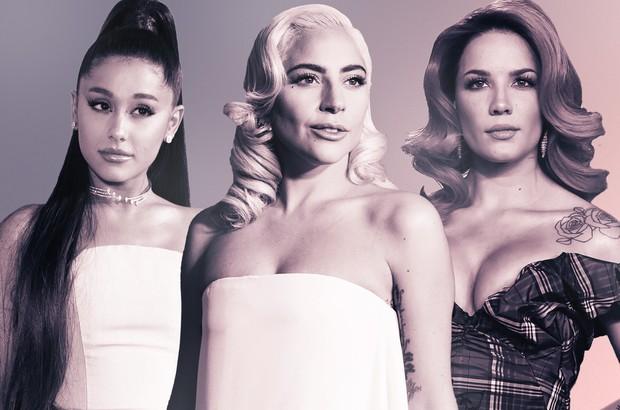 Chỉ 3 tháng đầu năm, Ariana - Gaga - Halsey đã đưa phái nữ quay lại ngôi vị bá chủ âm nhạc thế giới - Ảnh 1.