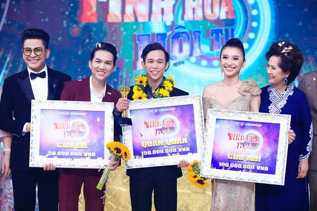 Tinh hoa hội tụ: Chàng vũ công Mạnh Quyền giành chiến thắng, Tiêu Châu Như Quỳnh đoạt ngôi Á quân - Ảnh 2.