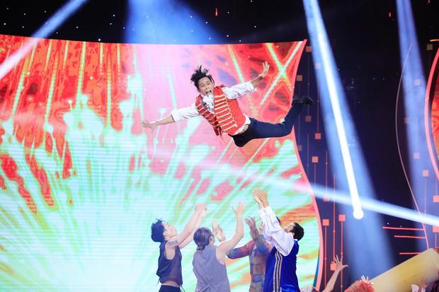 Tinh hoa hội tụ: Chàng vũ công Mạnh Quyền giành chiến thắng, Tiêu Châu Như Quỳnh đoạt ngôi Á quân - Ảnh 5.