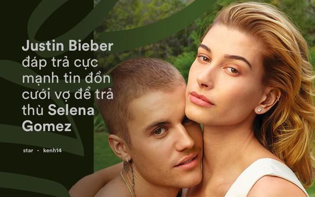 Justin Bieber trực tiếp đáp trả tin đồn cưới Hailey để trả thù tình cũ: Tôi đã và sẽ luôn yêu Selena - Ảnh 1.
