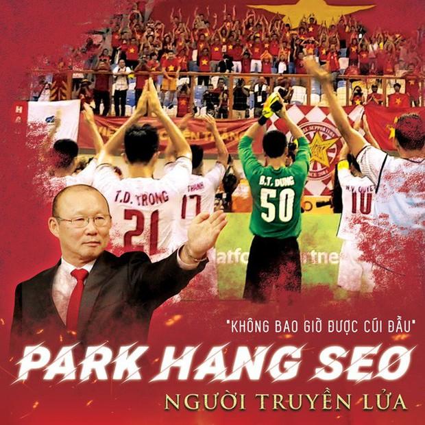 Sau màn nướng chín tôm Thái ở Mỹ Đình, bạn có tiếc không khi chưa xem phim tài liệu thầy Park Hang Seo? - Ảnh 1.