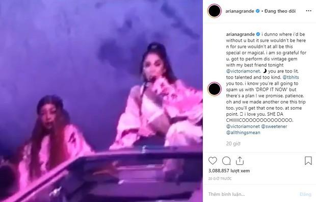 Ca khúc mới toanh mà Ariana vừa biểu diễn có một bí mật không-phải-ai-cũng-biết - Ảnh 4.