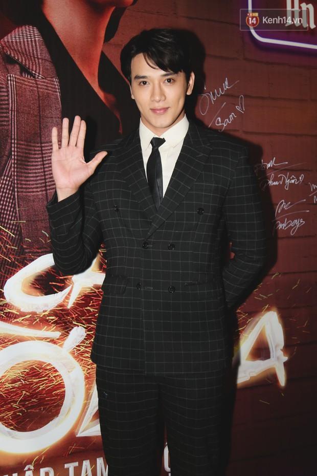 Thu Trang diện đầm hững hờ, bốc lửa đốt mắt bên Tiến Luật tại buổi ra mắt phim điện ảnh Chị Mười Ba - Ảnh 21.