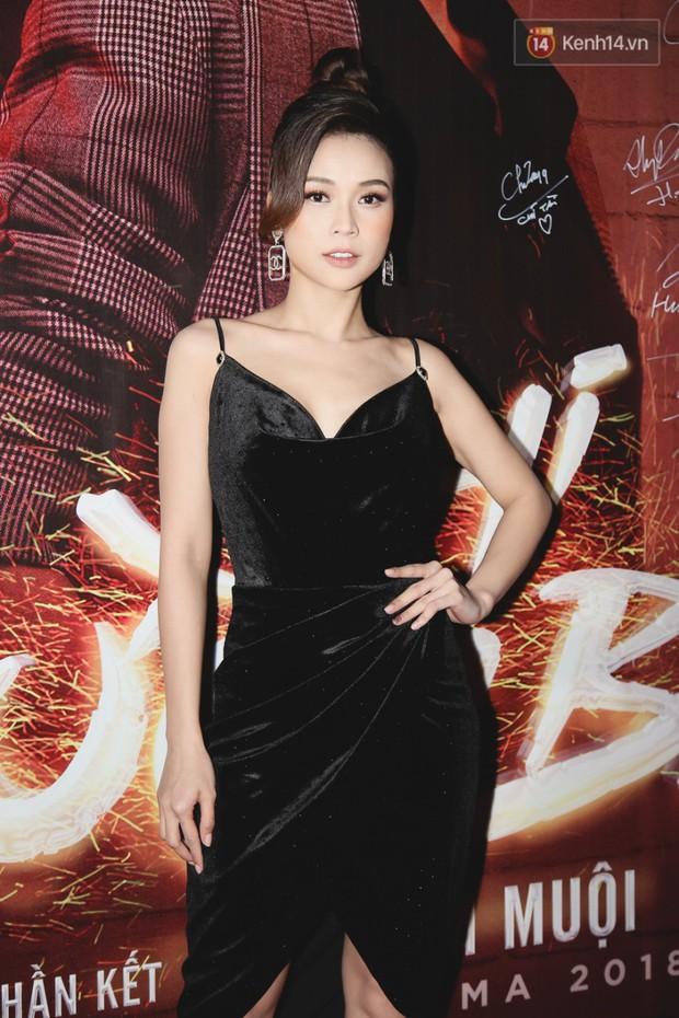 Thu Trang diện đầm hững hờ, bốc lửa đốt mắt bên Tiến Luật tại buổi ra mắt phim điện ảnh Chị Mười Ba - Ảnh 24.