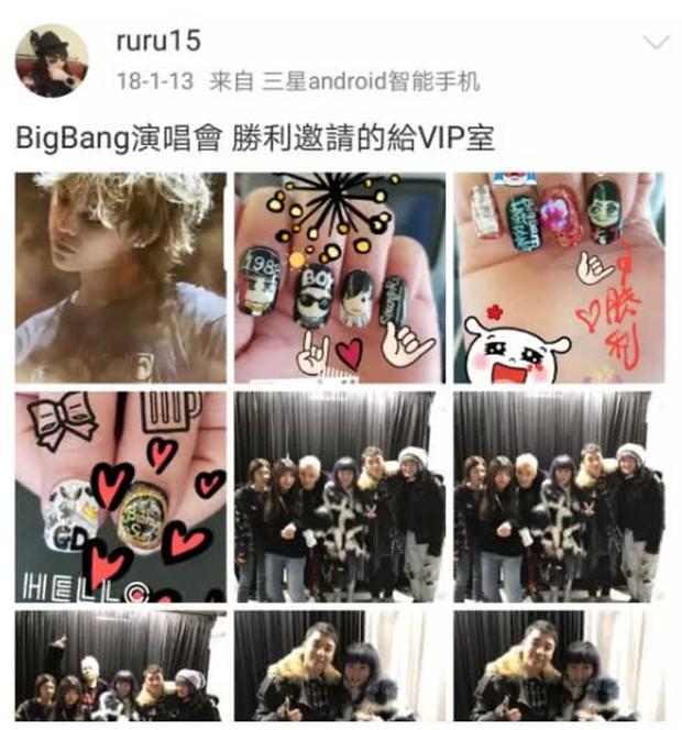 Cuộc sống thượng hạng của nữ kim chủ chống lưng Seungri: Dát hàng hiệu lên người, không tiếc tiền theo chân G-Dragon - Ảnh 8.