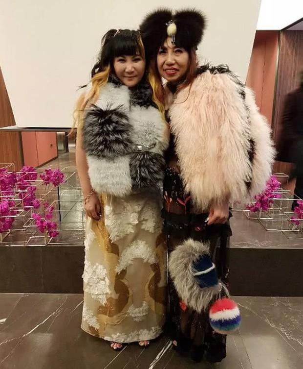 Cuộc sống thượng hạng của nữ kim chủ chống lưng Seungri: Dát hàng hiệu lên người, không tiếc tiền theo chân G-Dragon - Ảnh 13.