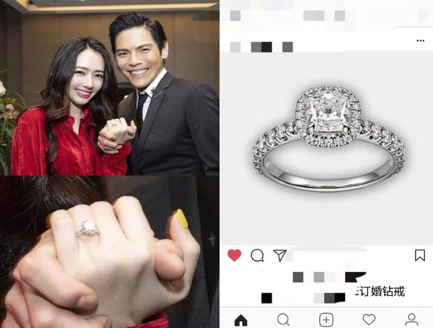 Lộ ảnh màn cầu hôn, nhẫn kim cương khủng trị giá 14 tỷ của con trai trùm showbiz Hong Kong và tình cũ Seungri - Ảnh 16.