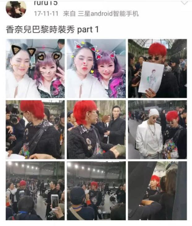 Cuộc sống thượng hạng của nữ kim chủ chống lưng Seungri: Dát hàng hiệu lên người, không tiếc tiền theo chân G-Dragon - Ảnh 7.